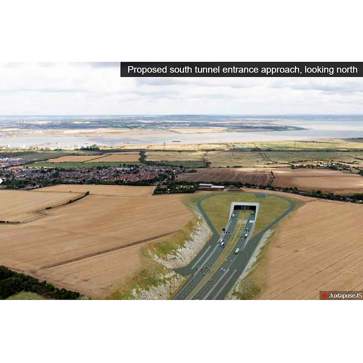 New Lower Thames Crossing (Highways England)
