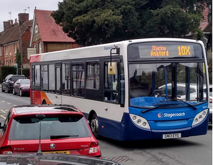 10X bus