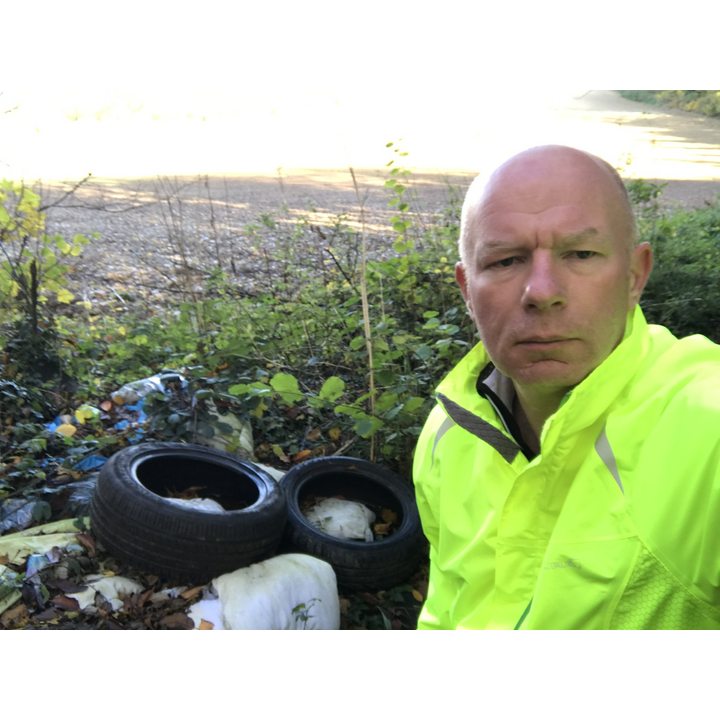 Mile Sole - flytipping